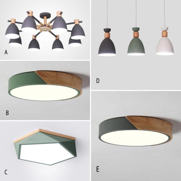 Комплект светильников NOA 6