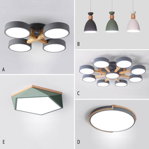 Комплект светильников NOA 12
