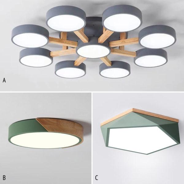 Комплект светильников NOA 9