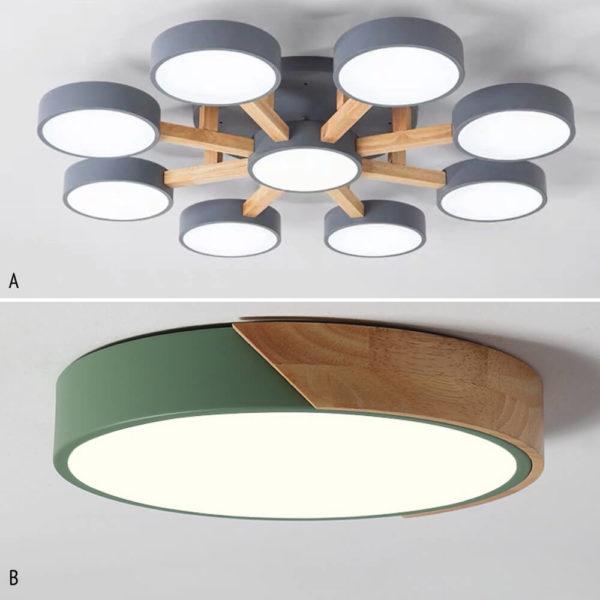 Комплект светильников NOA 8