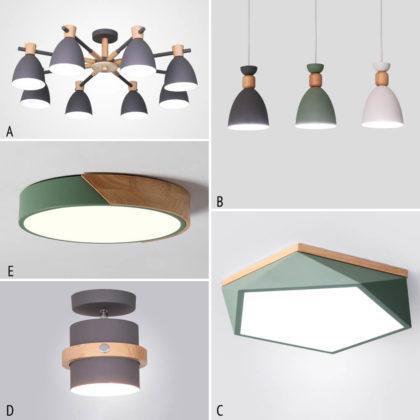 Комплект светильников NOA 7