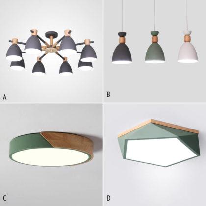 Комплект светильников NOA 5