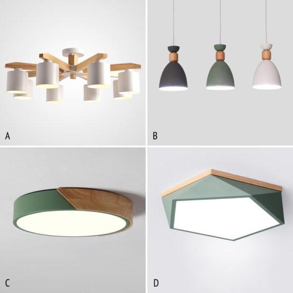 Комплект светильников NOA 21