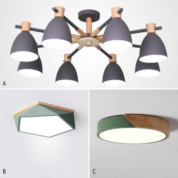 Комплект светильников NOA 3