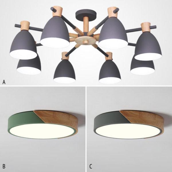Комплект светильников NOA 4