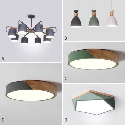 Комплект светильников NOA 16