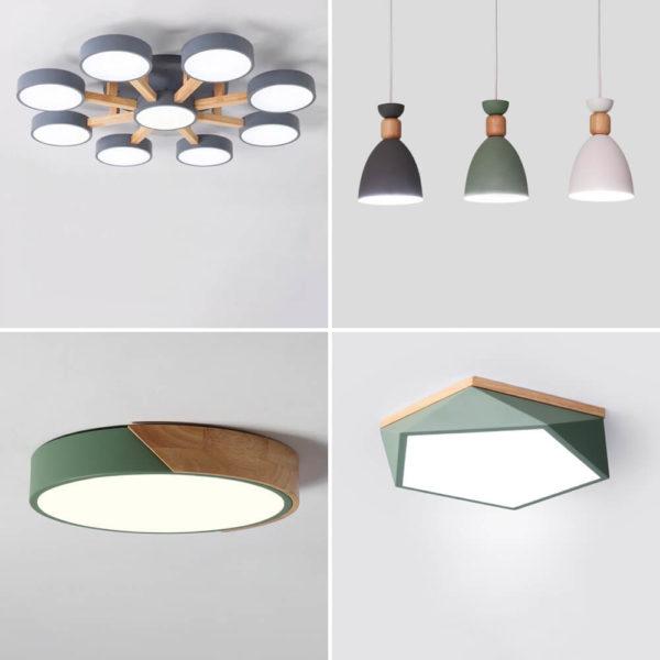 Комплект светильников NOA 10