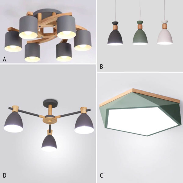 Комплект светильников NOA 15