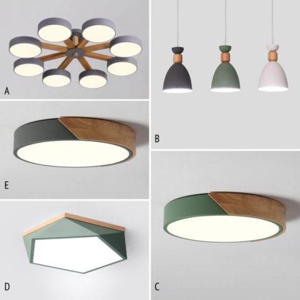 Комплект светильников NOA 18