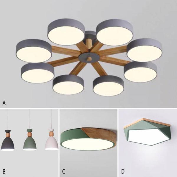 Комплект светильников NOA 19