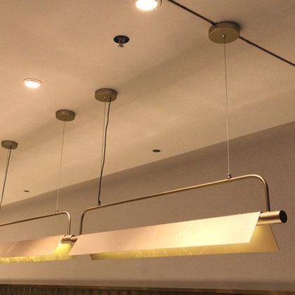 Подвесной светильник BANFF