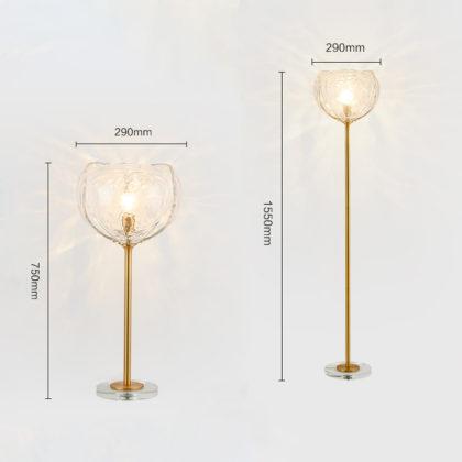 Настольная лампа MELODY