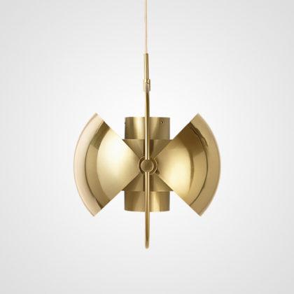 Подвес GROTON Multi Light Pendant Gold