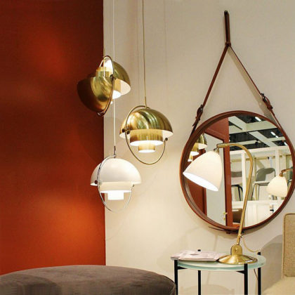 Подвес GROTON Multi Light Pendant Gold
