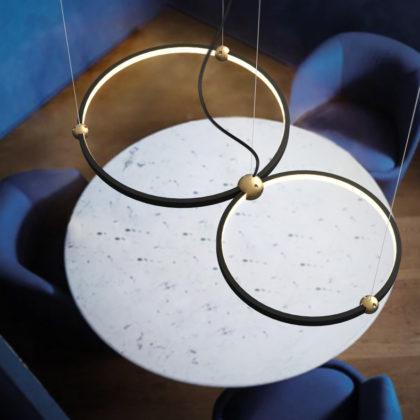 Подвесной светильник CREMA