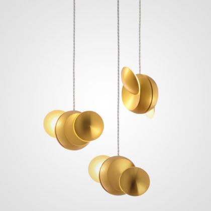 Подвесной светильник HULL