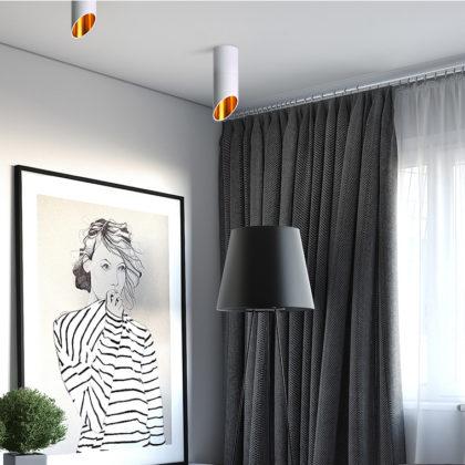 Точечный светильник NARROGIN