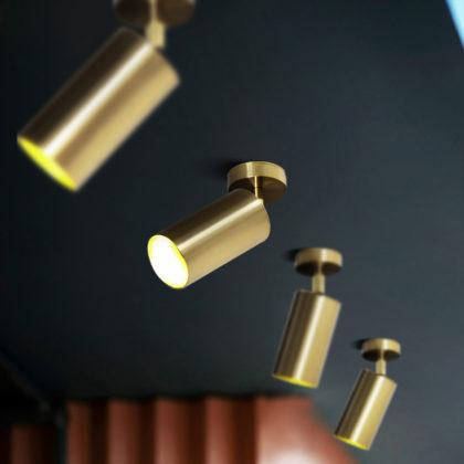 Точечный светильник OSSINING