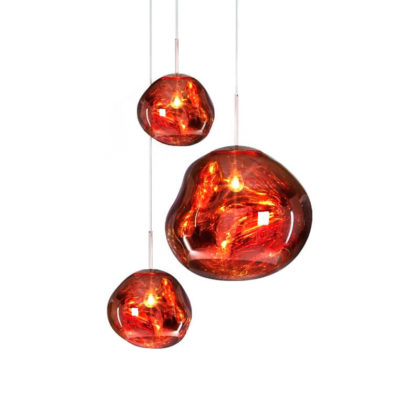 Подвес HOPEWELL Melt Copper Pendant