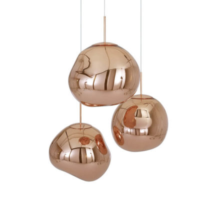 Подвес HOPEWELL Melt Copper Pendant