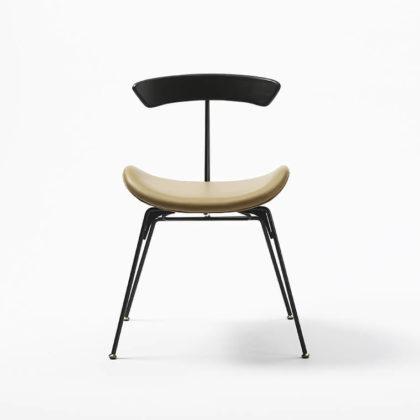 Интерьерный стул ORONO - вид спереди