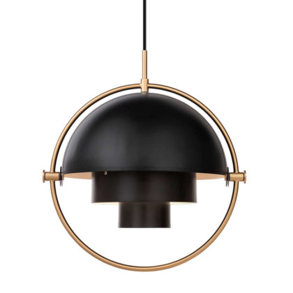 Подвес GROTON Multi Light Pendant Black