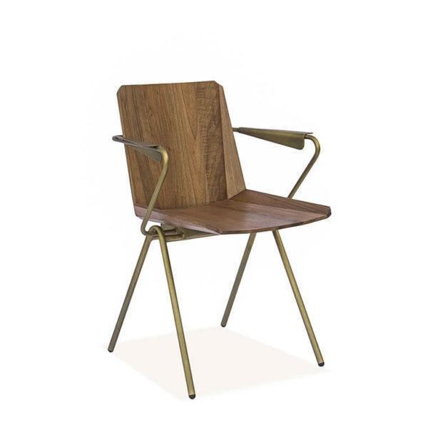 стул интерьерный DAYANA