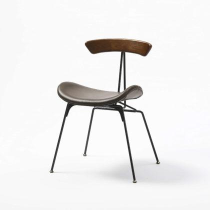 Коричневый стул ORONO