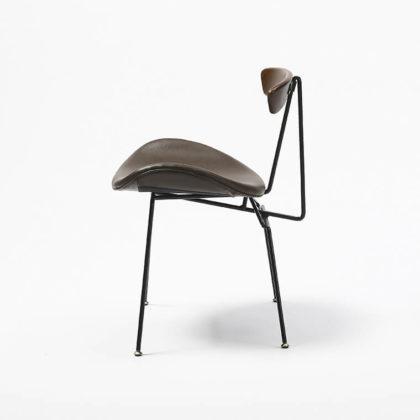 Дизайнерский стул ORONO, вид сбоку
